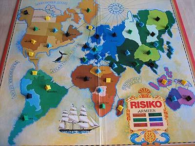 Risiko Brettspiel Regeln