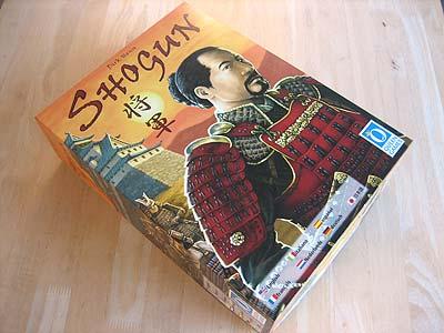 Shogun Spiel