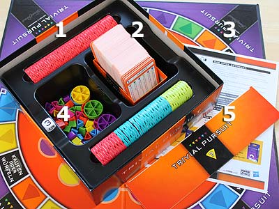 free trivial pursuit online